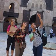 Fez study trip, September 2013