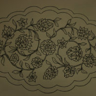 By Mariam Yasin, a student on the Persian Patterns course