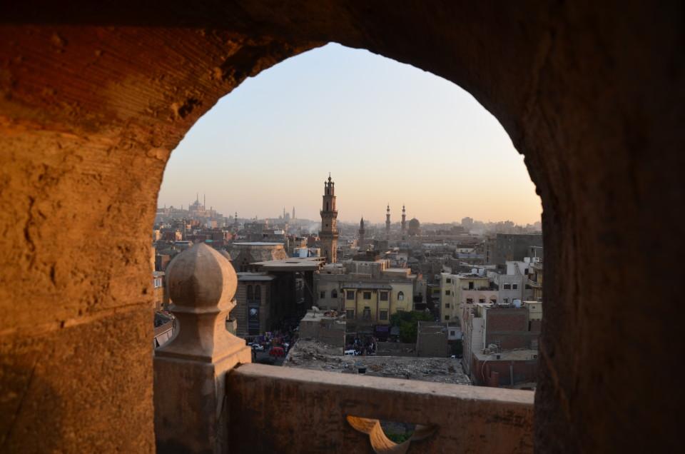 1 Cairo 2