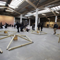 Workshop at the Old Truman Brewery. ©Alex Maguire