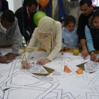 Eid in the Square workshop