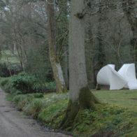 Adam Williamson - Exhibited in Hannah Peschar Sculpture Park