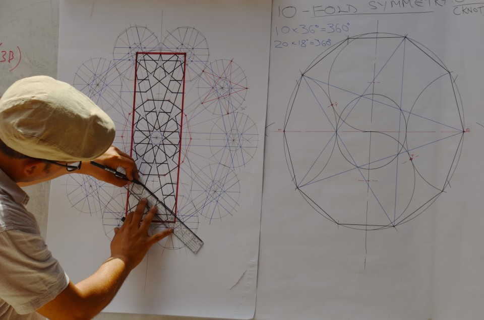 Istanbul Study Trip 2020   Art of Islamic Pattern